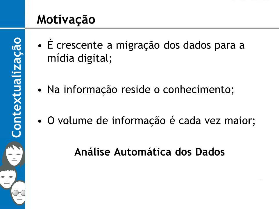 Análise Automática dos Dados
