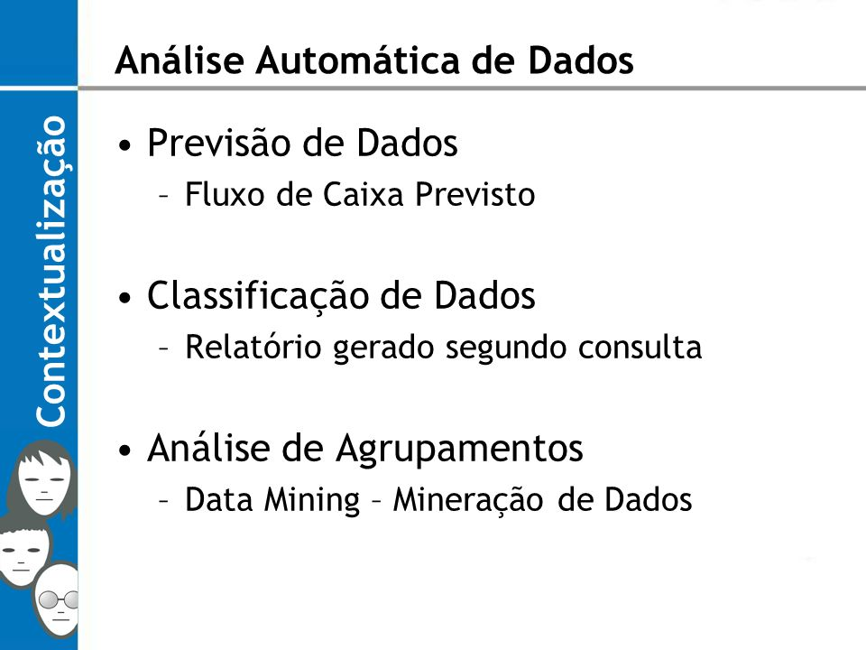 Análise Automática de Dados
