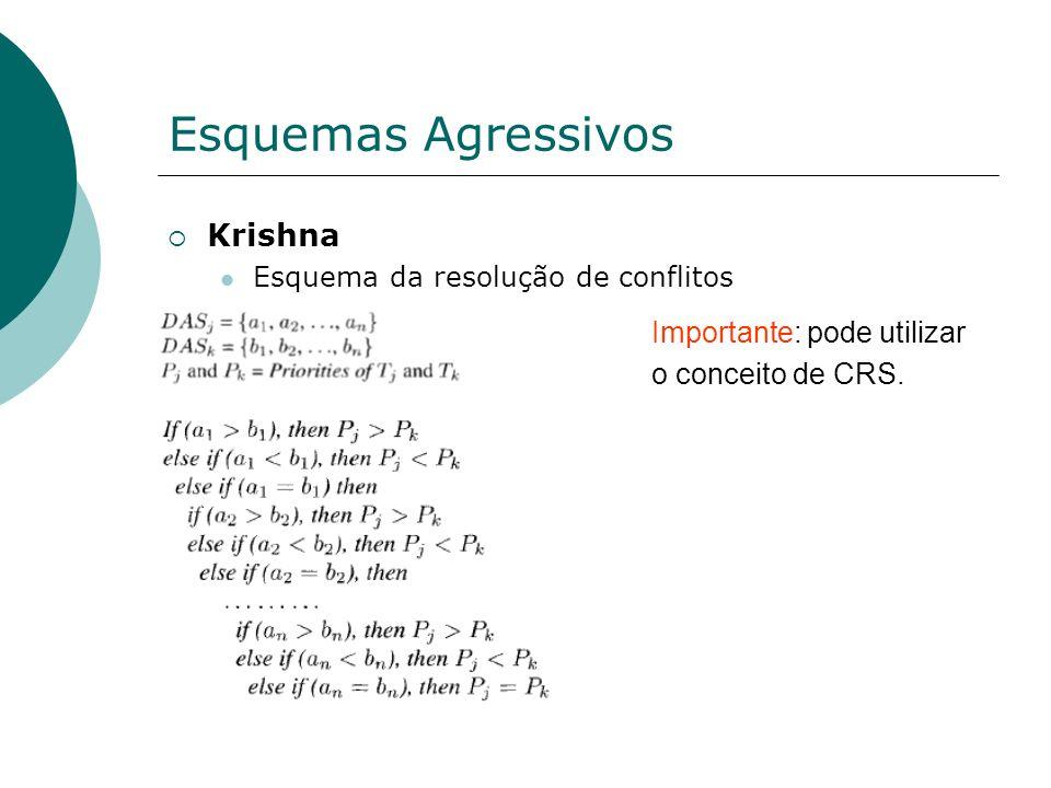 Esquemas Agressivos Krishna Importante: pode utilizar