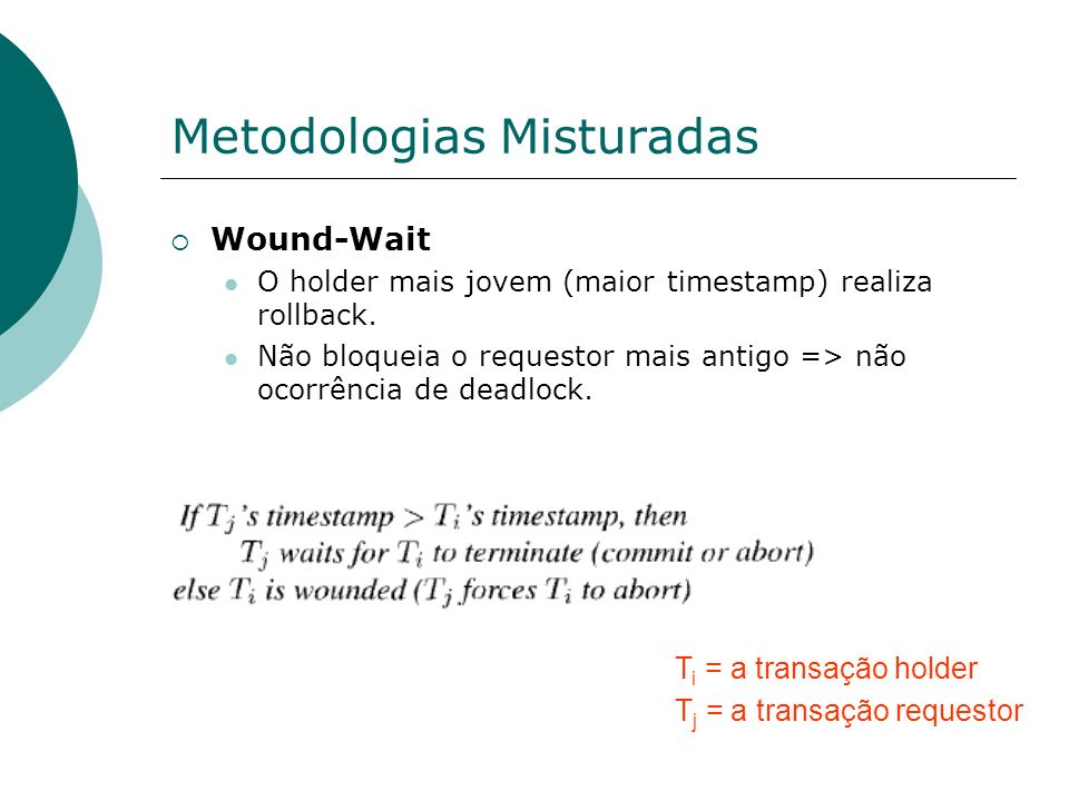 Metodologias Misturadas