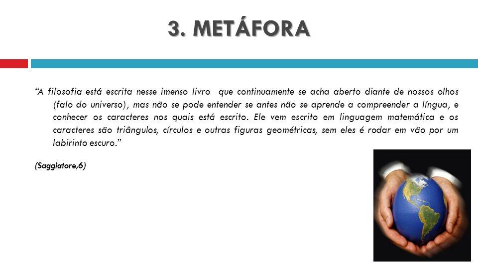 3. Metáfora
