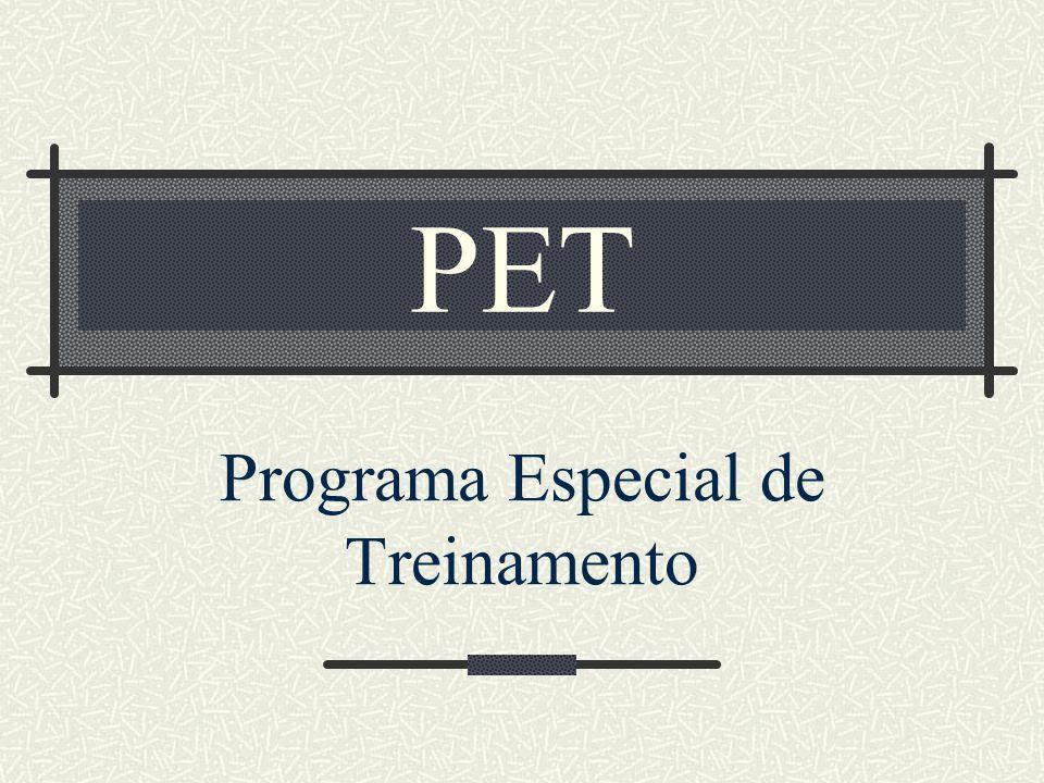 Programa Especial de Treinamento