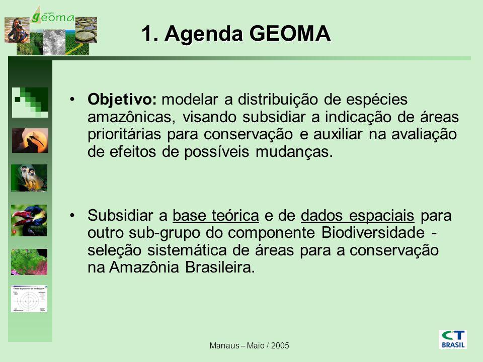 1. Agenda GEOMA