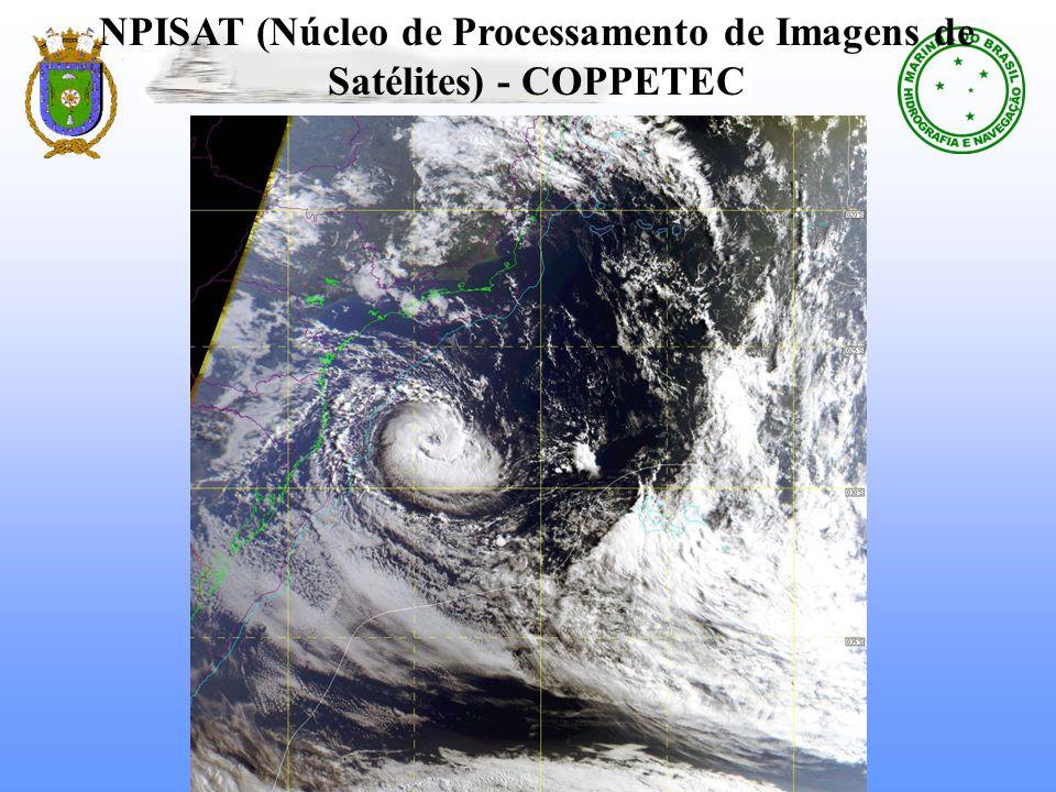 NPISAT (Núcleo de Processamento de Imagens de Satélites) - COPPETEC