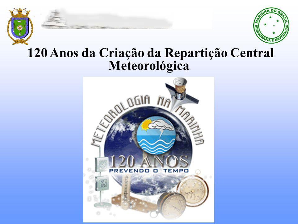 120 Anos da Criação da Repartição Central Meteorológica