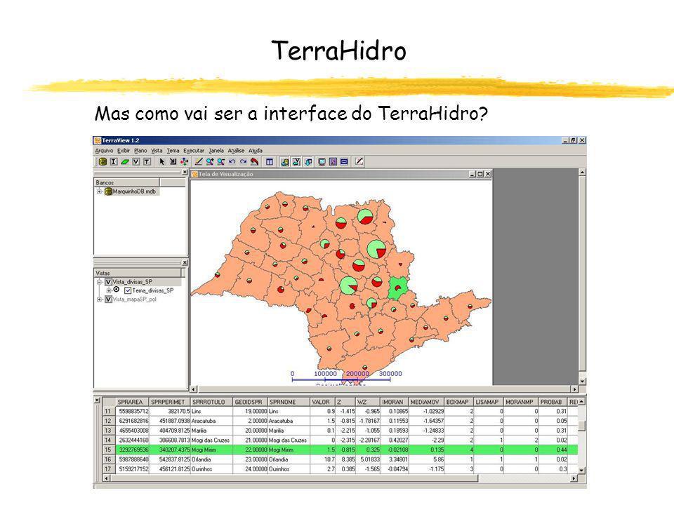 TerraHidro Mas como vai ser a interface do TerraHidro