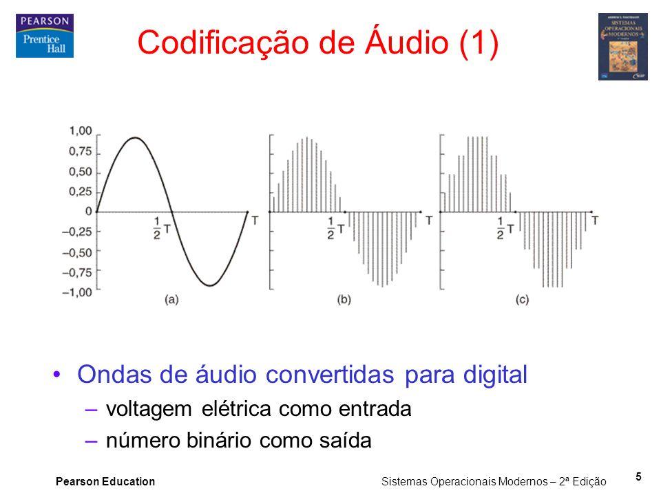 Codificação de Áudio (1)