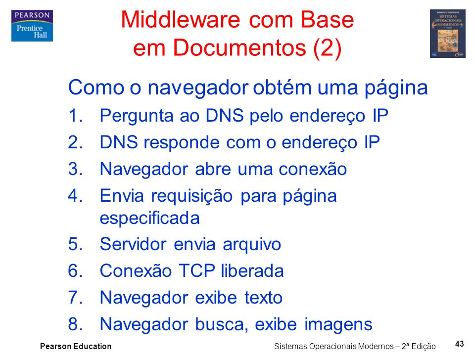 Middleware com Base em Documentos (2)