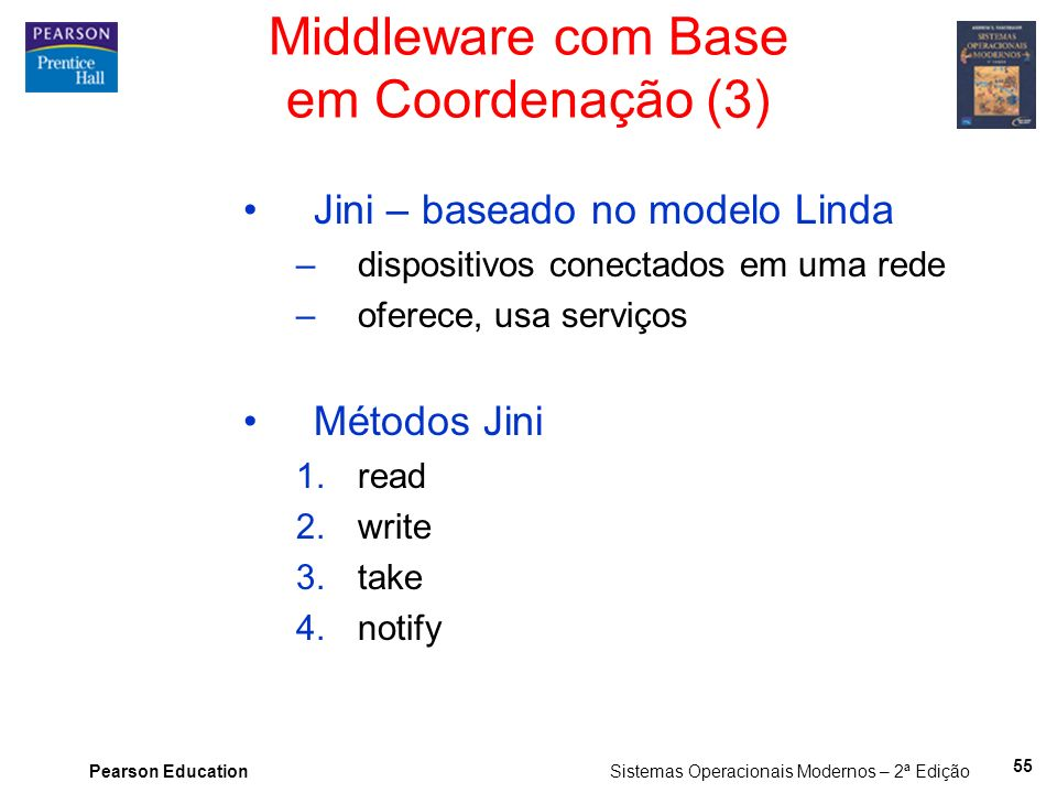 Middleware com Base em Coordenação (3)
