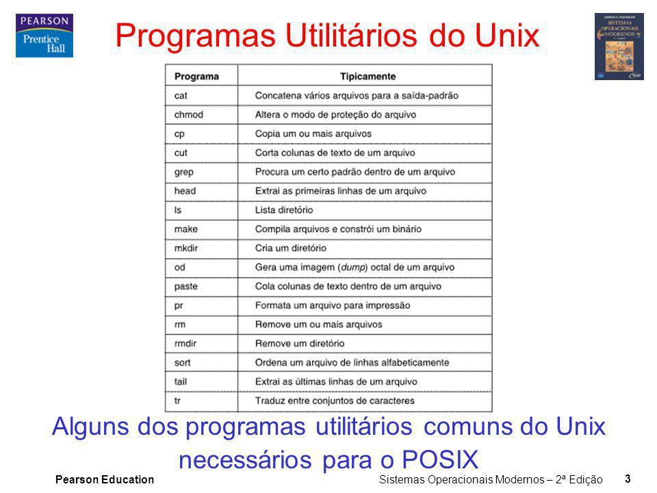 Programas Utilitários do Unix