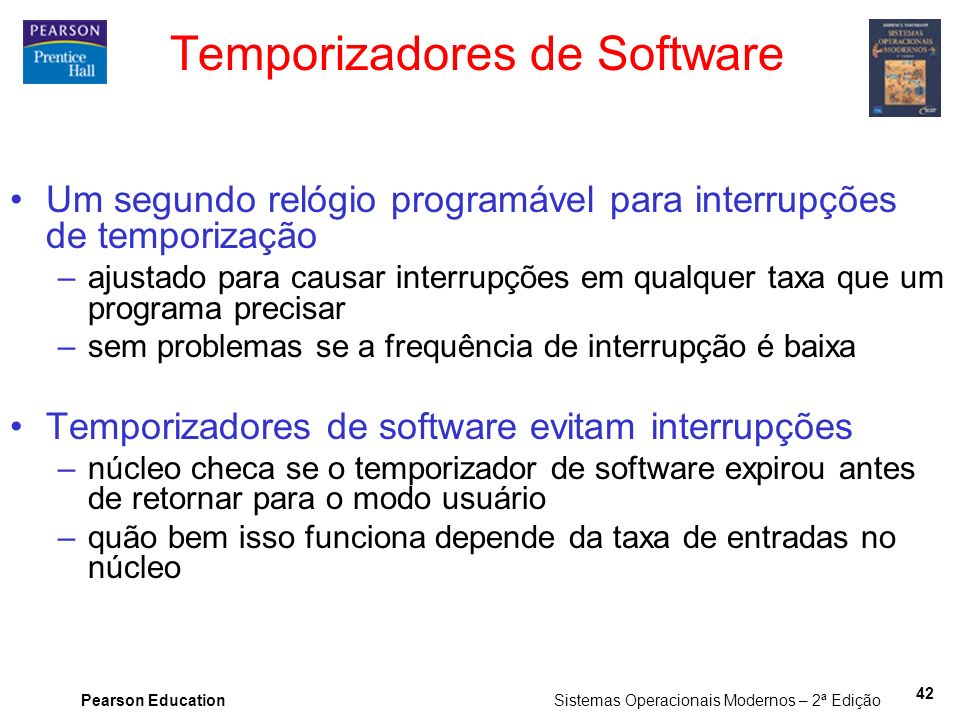 Temporizadores de Software