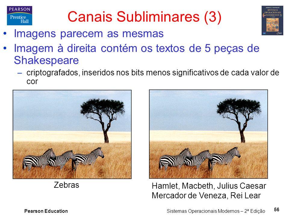 Canais Subliminares (3)