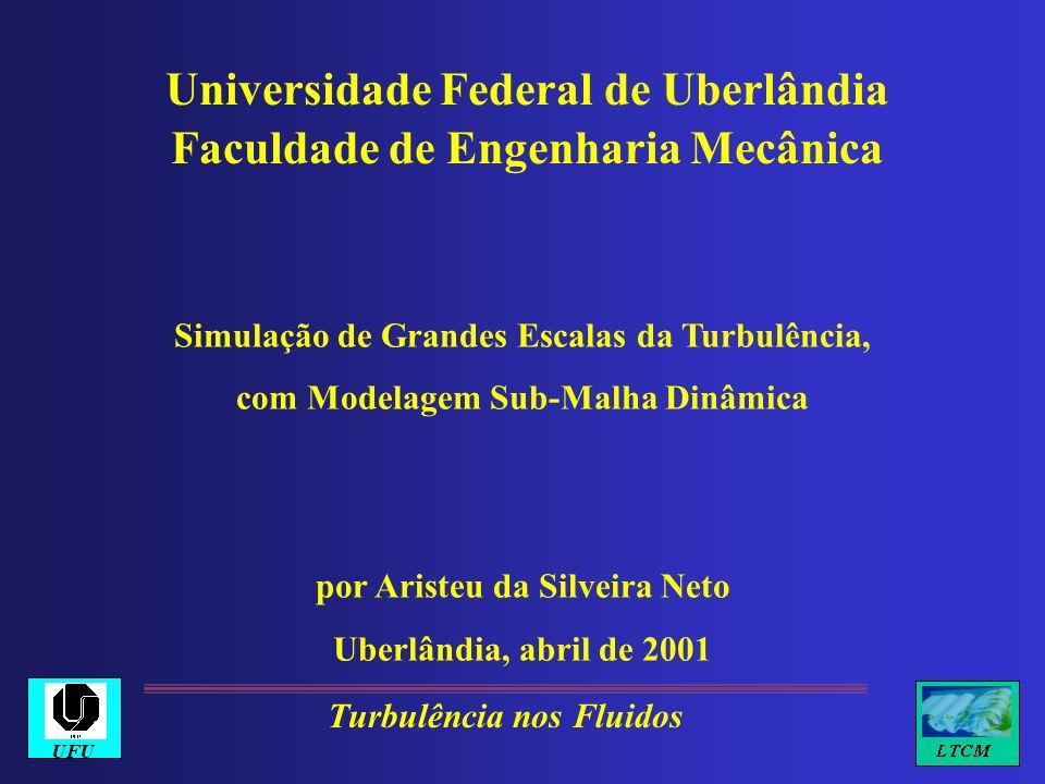 Universidade Federal de Uberlândia Faculdade de Engenharia Mecânica