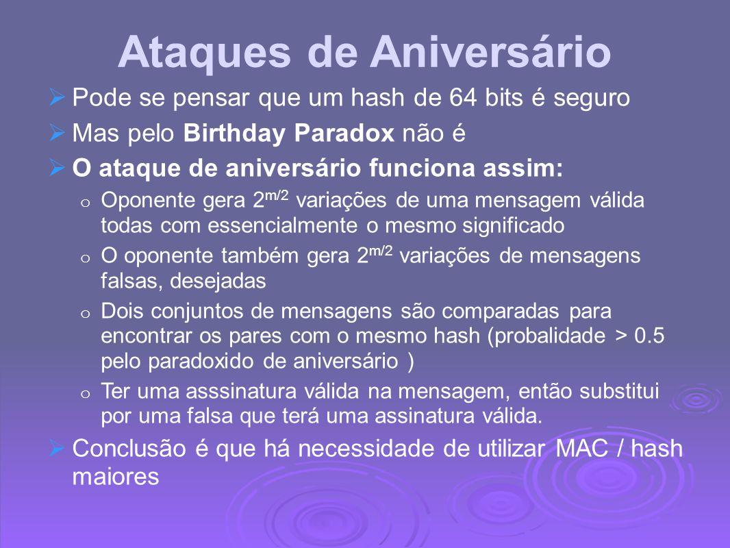 Ataques de Aniversário