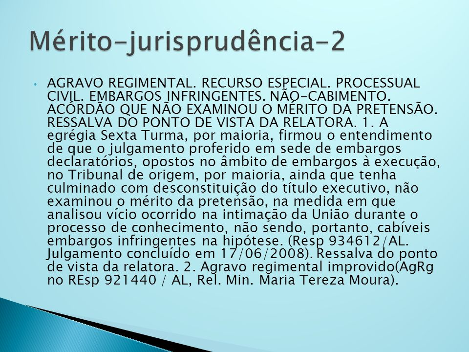 Mérito-jurisprudência-2