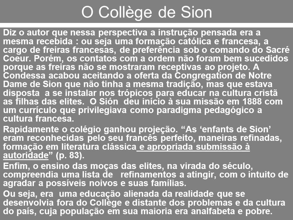 O Collège de Sion