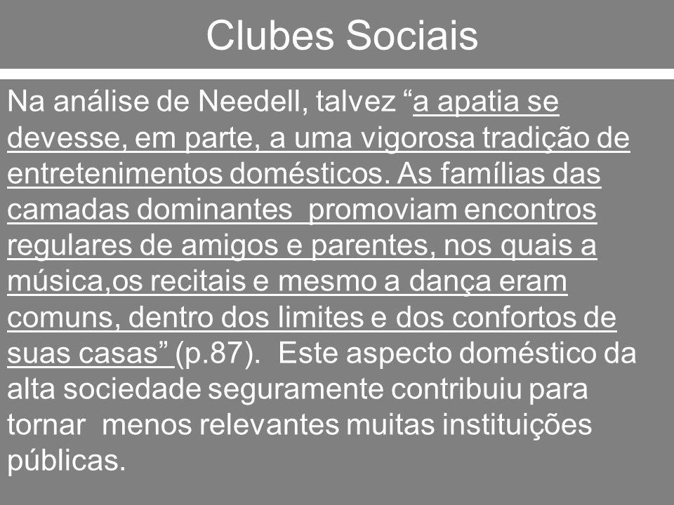 Clubes Sociais