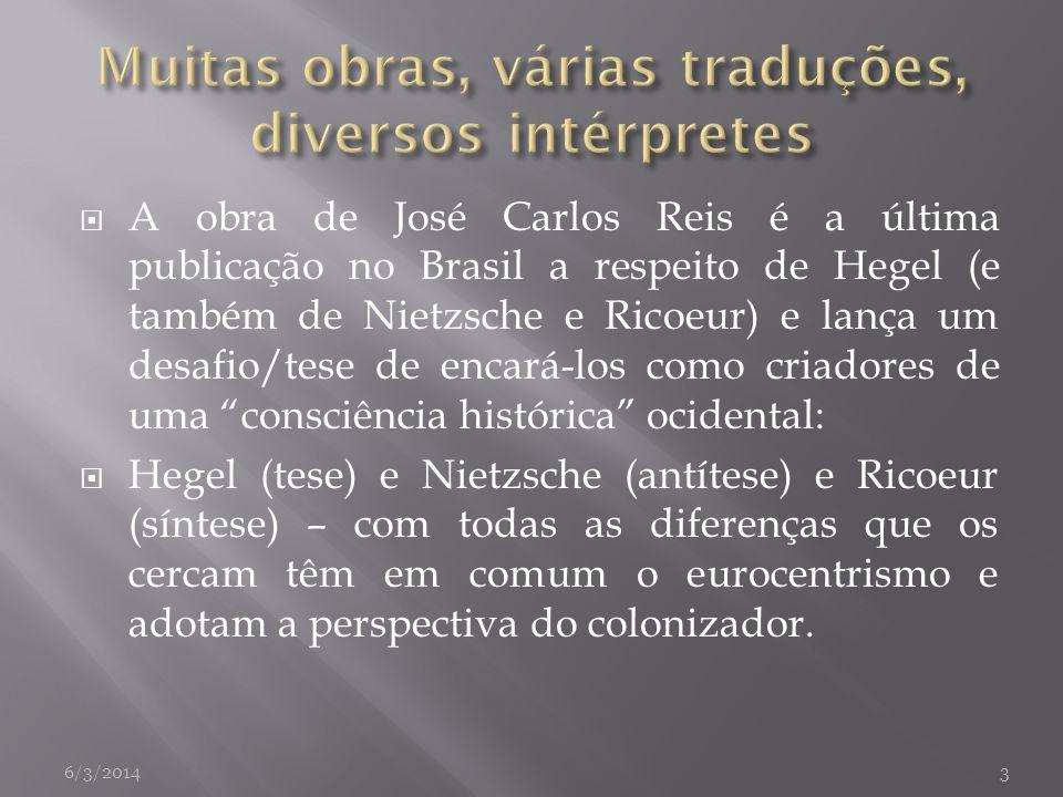 Muitas obras, várias traduções, diversos intérpretes