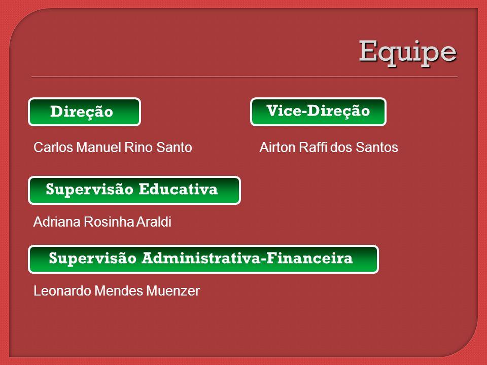 Supervisão Administrativa-Financeira