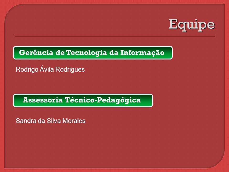 Equipe Gerência de Tecnologia da Informação