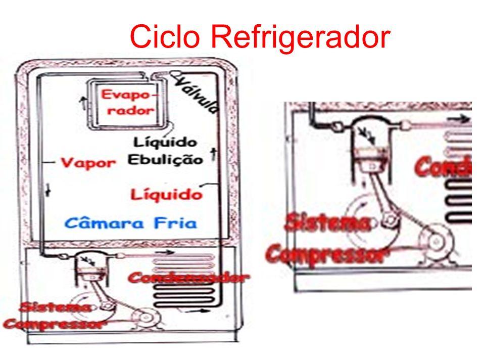 Ciclo Refrigerador
