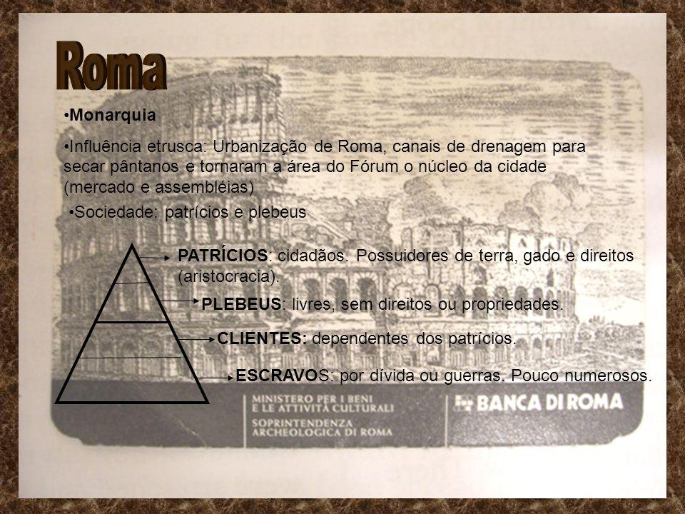 Roma Monarquia.