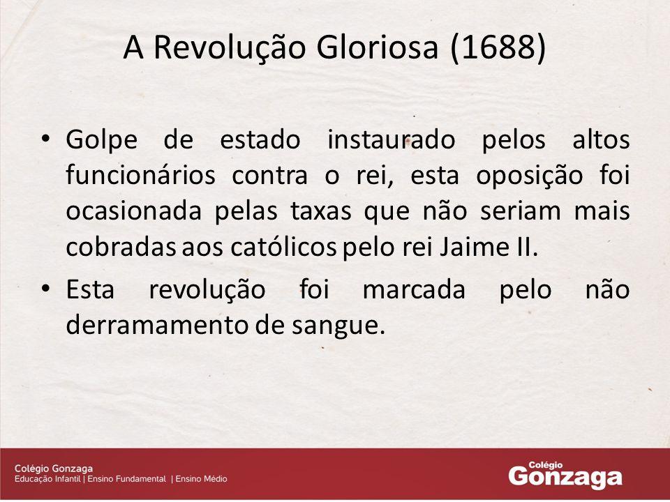 A Revolução Gloriosa (1688)