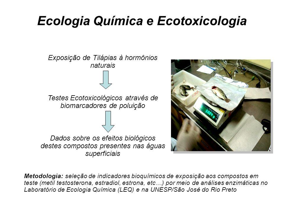 Ecologia Química e Ecotoxicologia
