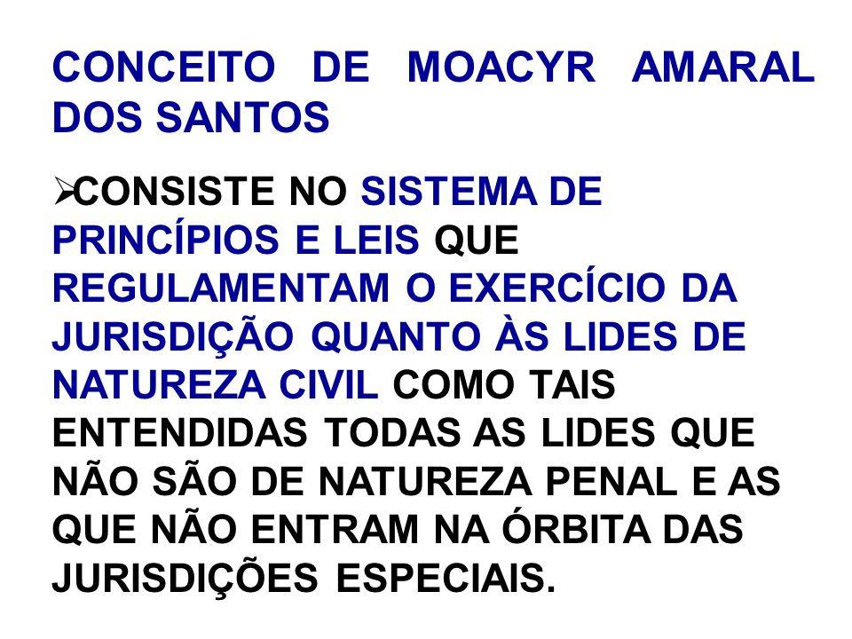CONCEITO DE MOACYR AMARAL DOS SANTOS