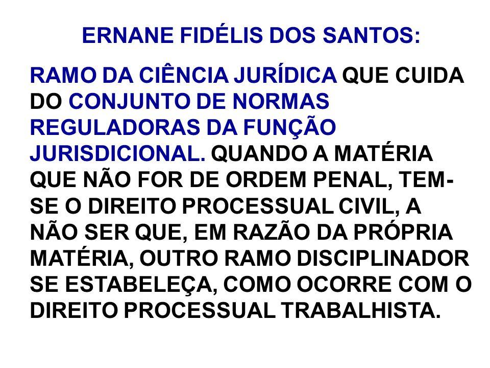 ERNANE FIDÉLIS DOS SANTOS: