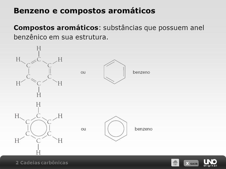 Benzeno e compostos aromáticos