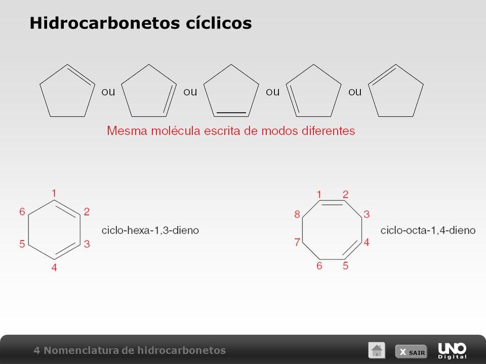 Hidrocarbonetos cíclicos