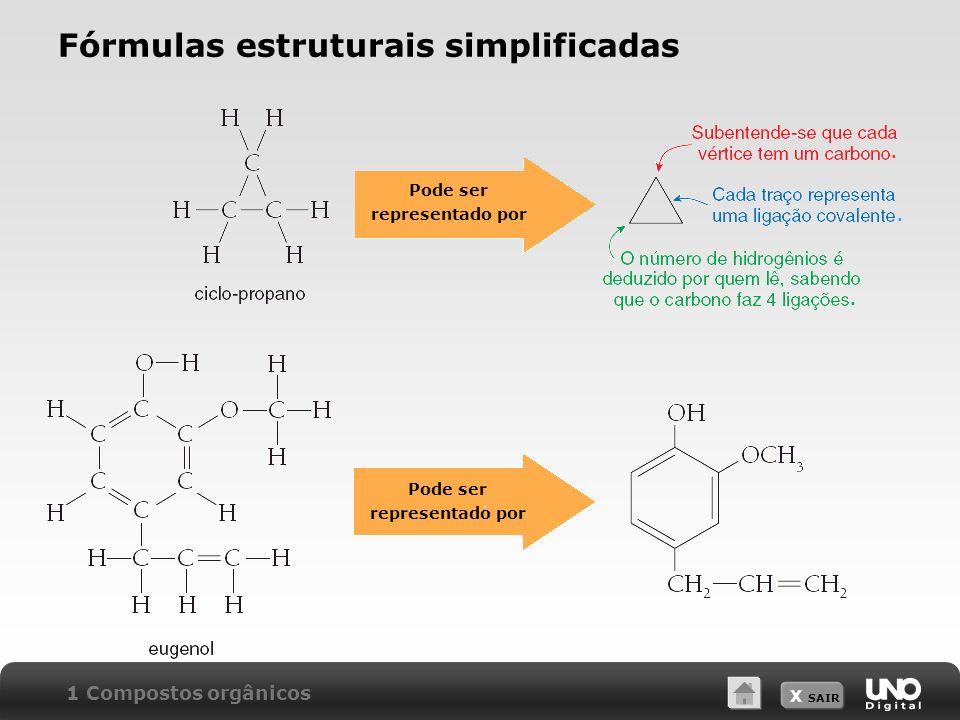 Fórmulas estruturais simplificadas