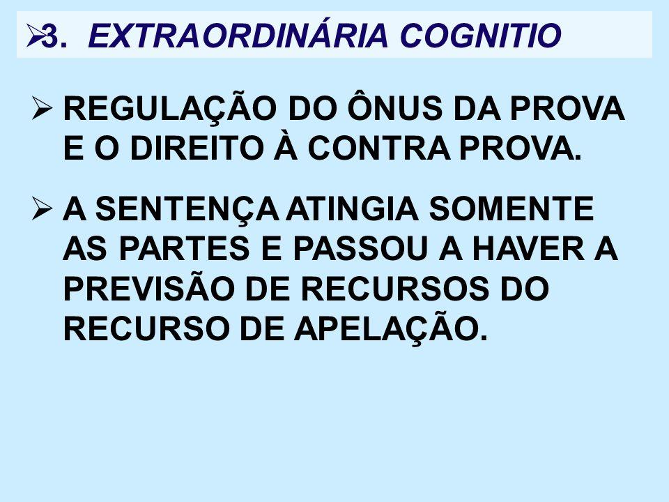 3. EXTRAORDINÁRIA COGNITIO
