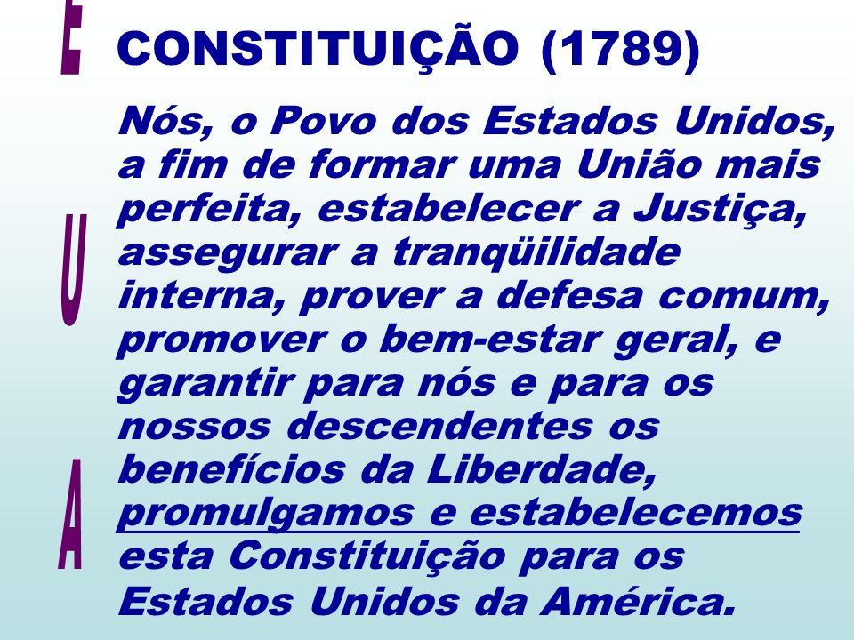 CONSTITUIÇÃO (1789)
