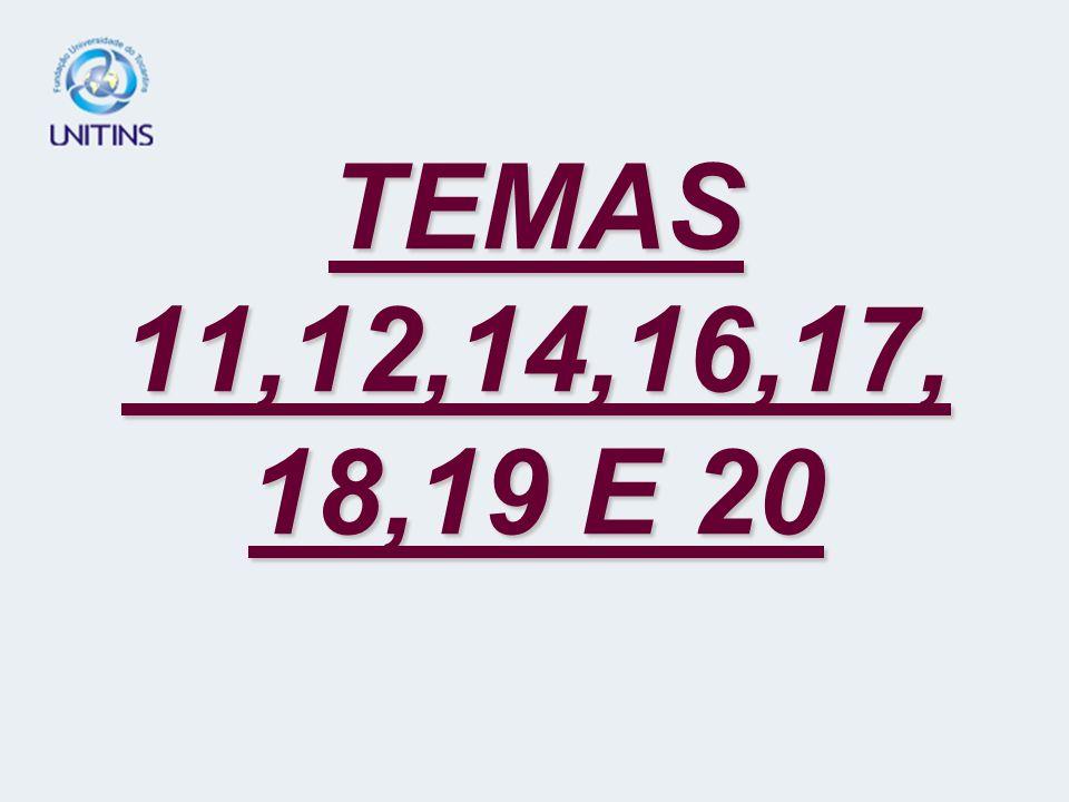 TEMAS 11,12,14,16,17, 18,19 E 20