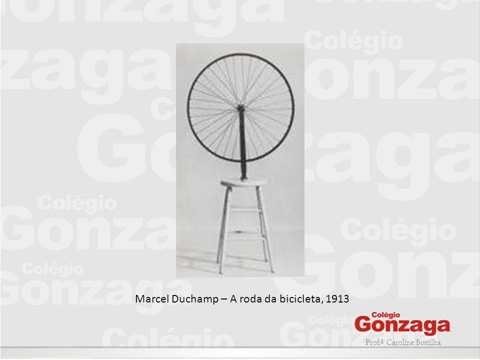 Marcel Duchamp – A roda da bicicleta, 1913