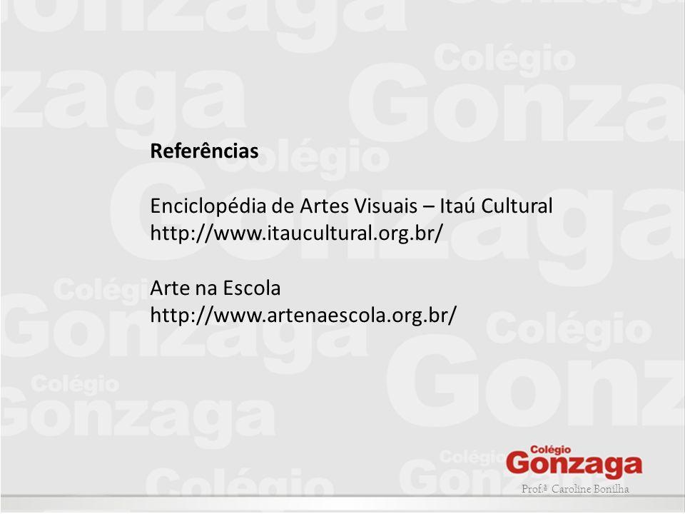 Enciclopédia de Artes Visuais – Itaú Cultural