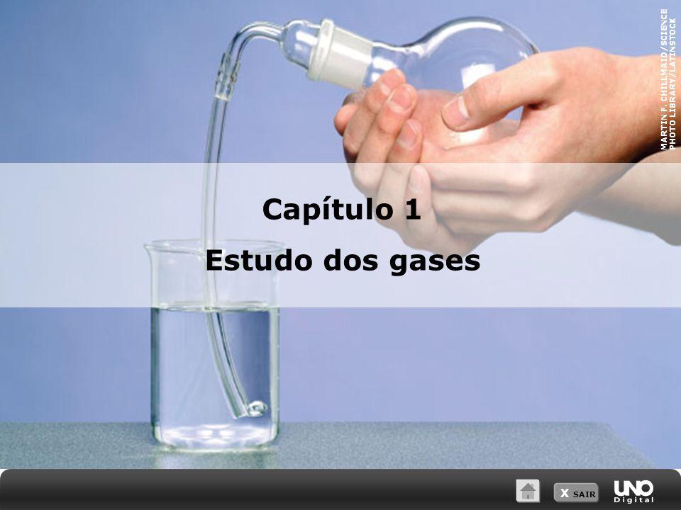 Capítulo 1 Estudo dos gases