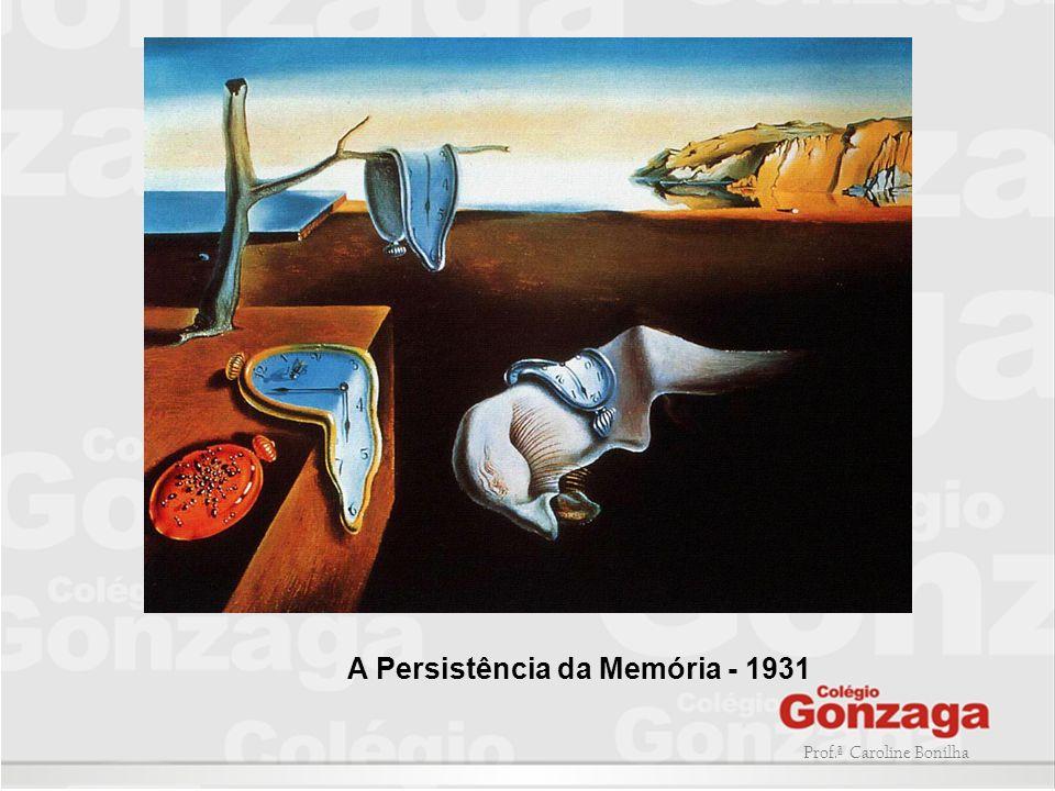 A Persistência da Memória - 1931