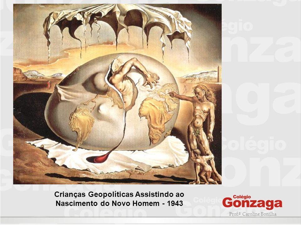 Crianças Geopolíticas Assistindo ao Nascimento do Novo Homem - 1943