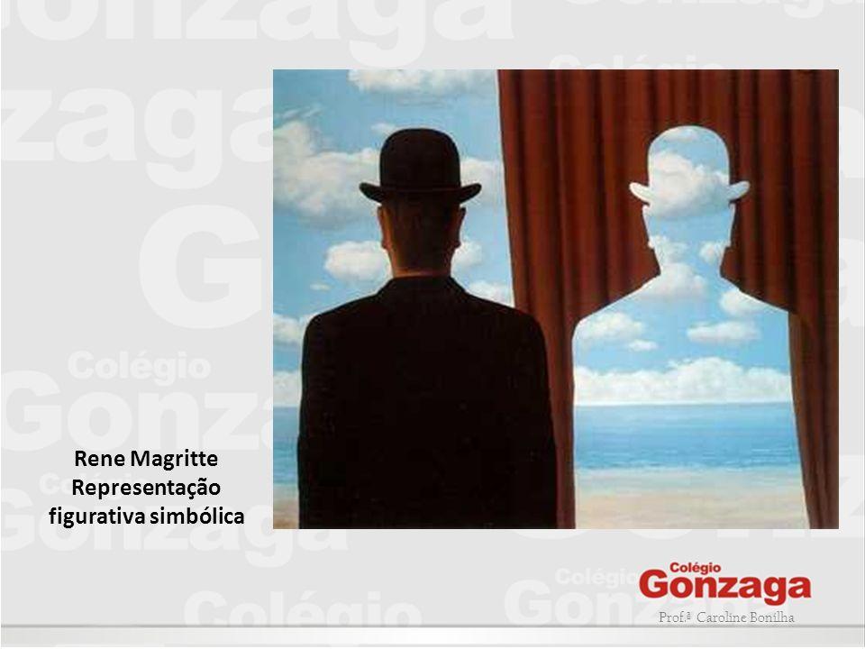 Rene Magritte Representação figurativa simbólica