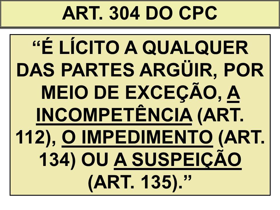 ART. 304 DO CPC
