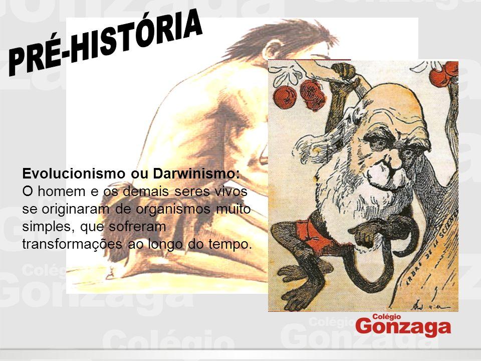 PRÉ-HISTÓRIA