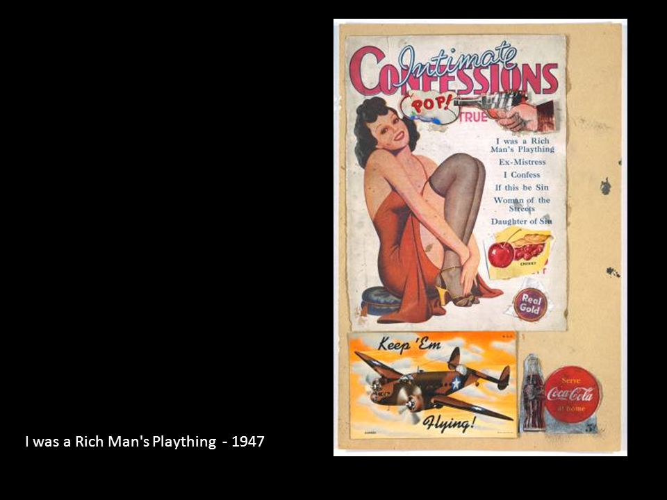 I was a Rich Man s Plaything - 1947