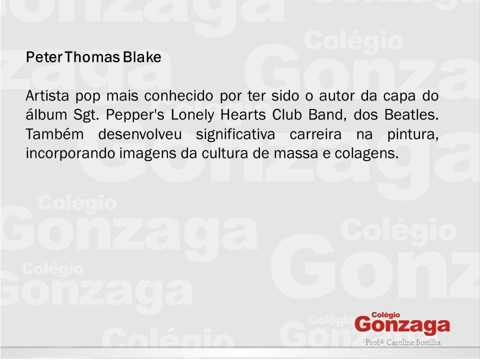 Peter Thomas Blake