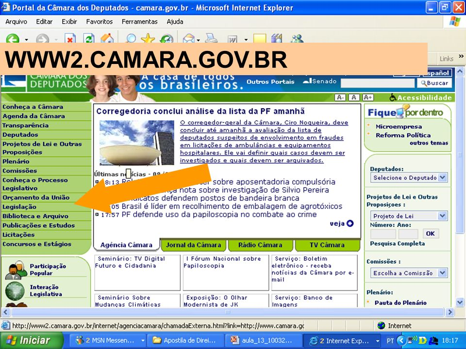 WWW2.CAMARA.GOV.BR