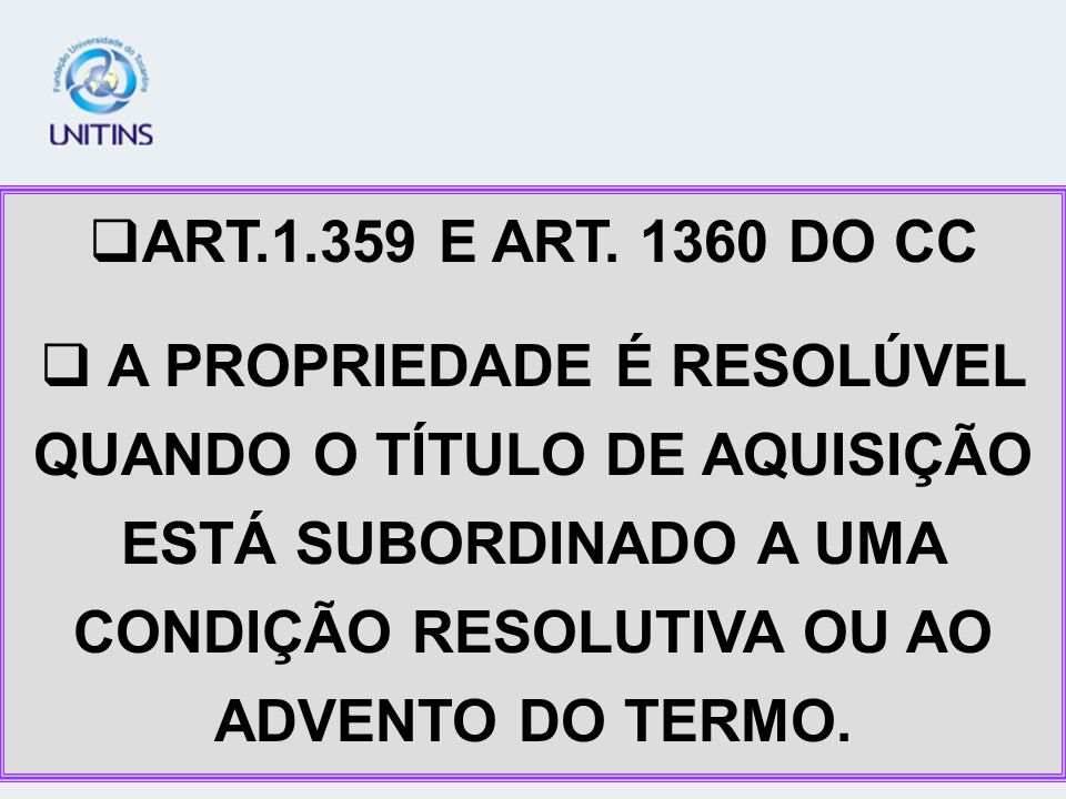 ART.1.359 E ART.