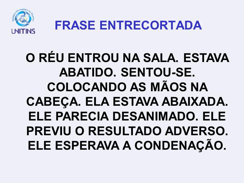 FRASE ENTRECORTADA