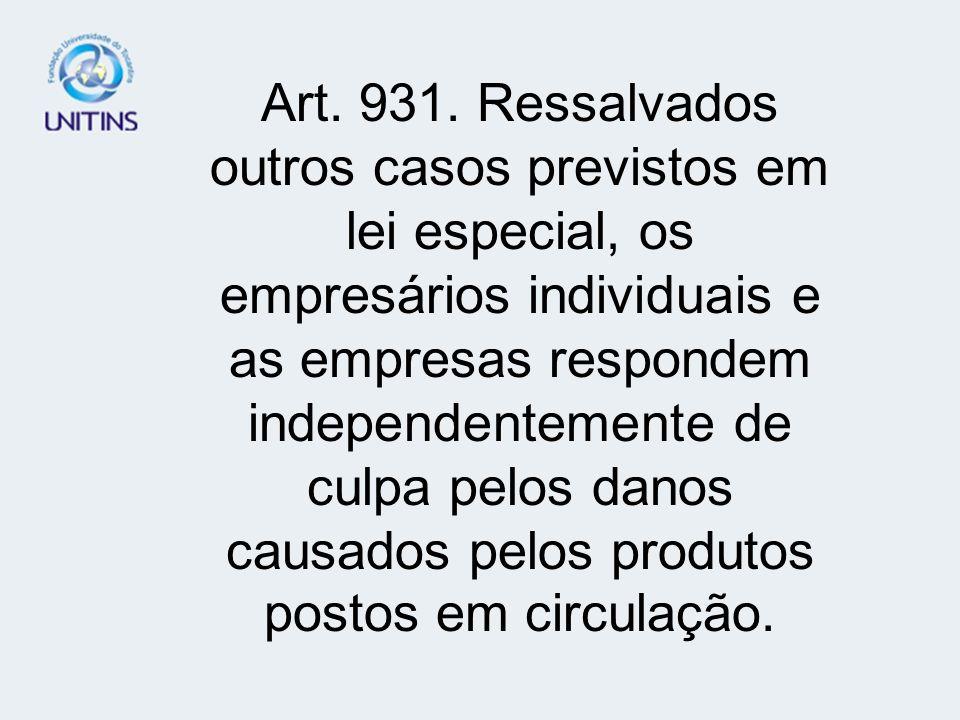 Art. 931.
